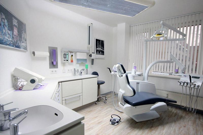 Unser Behandlungszimmer #1