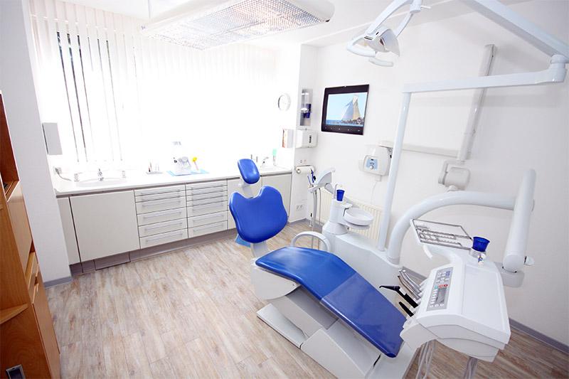 Unser Behandlungszimmer #2